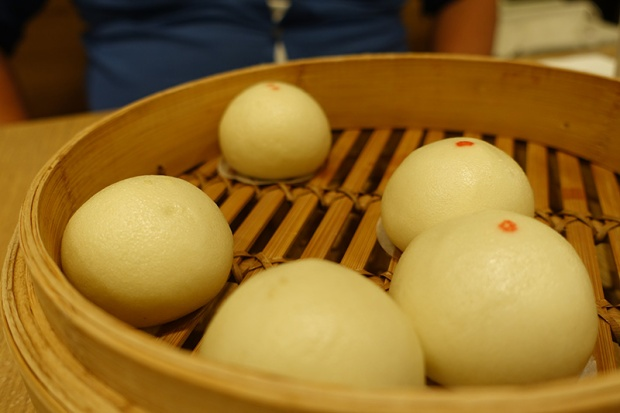 Din Tai Fung Steamed Buns